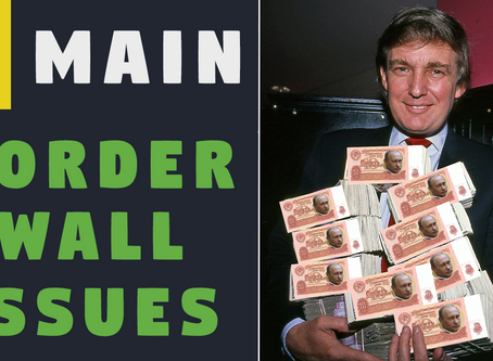 3 MAIN Border Wall Problems - The Progressive Argument For Immigration P1