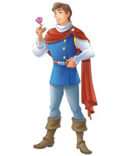 Принц Фердинанд - роль зайнята