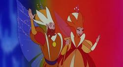 Король і Королева Фей