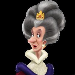 Королева Юберта