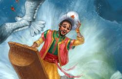 Синдбад - роль зайнята