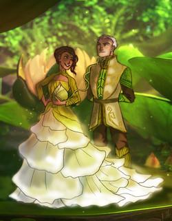 Королева Тара і Ронін