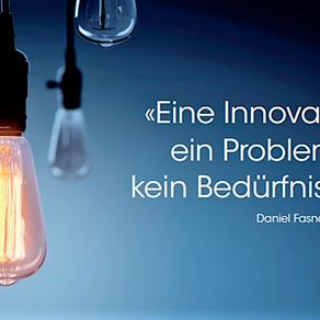 Wie Innovation Probleme löst