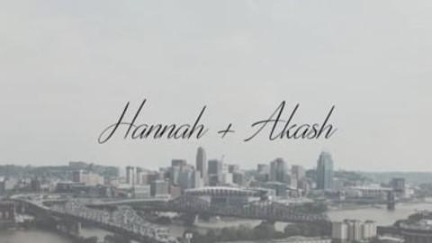 Hannah & Akash