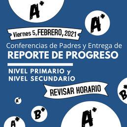 REPORTE DE PROGRESO