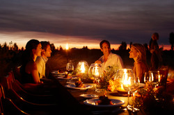 Longitude 131 - Dinner unter Sternen