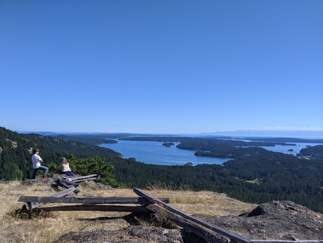 Turtleback Mountain Preserve Is an Orcas Island Must-Do