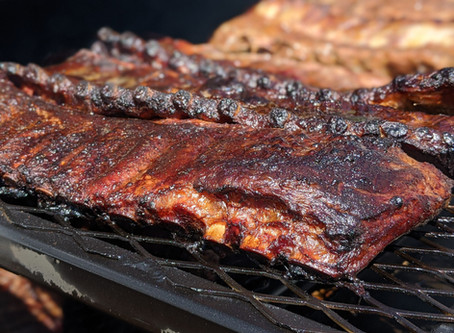 Diving Into the Backstory of Orcas Hotel's Brand-new Smoker (And a 5-star BBQ Sauce Recipe)