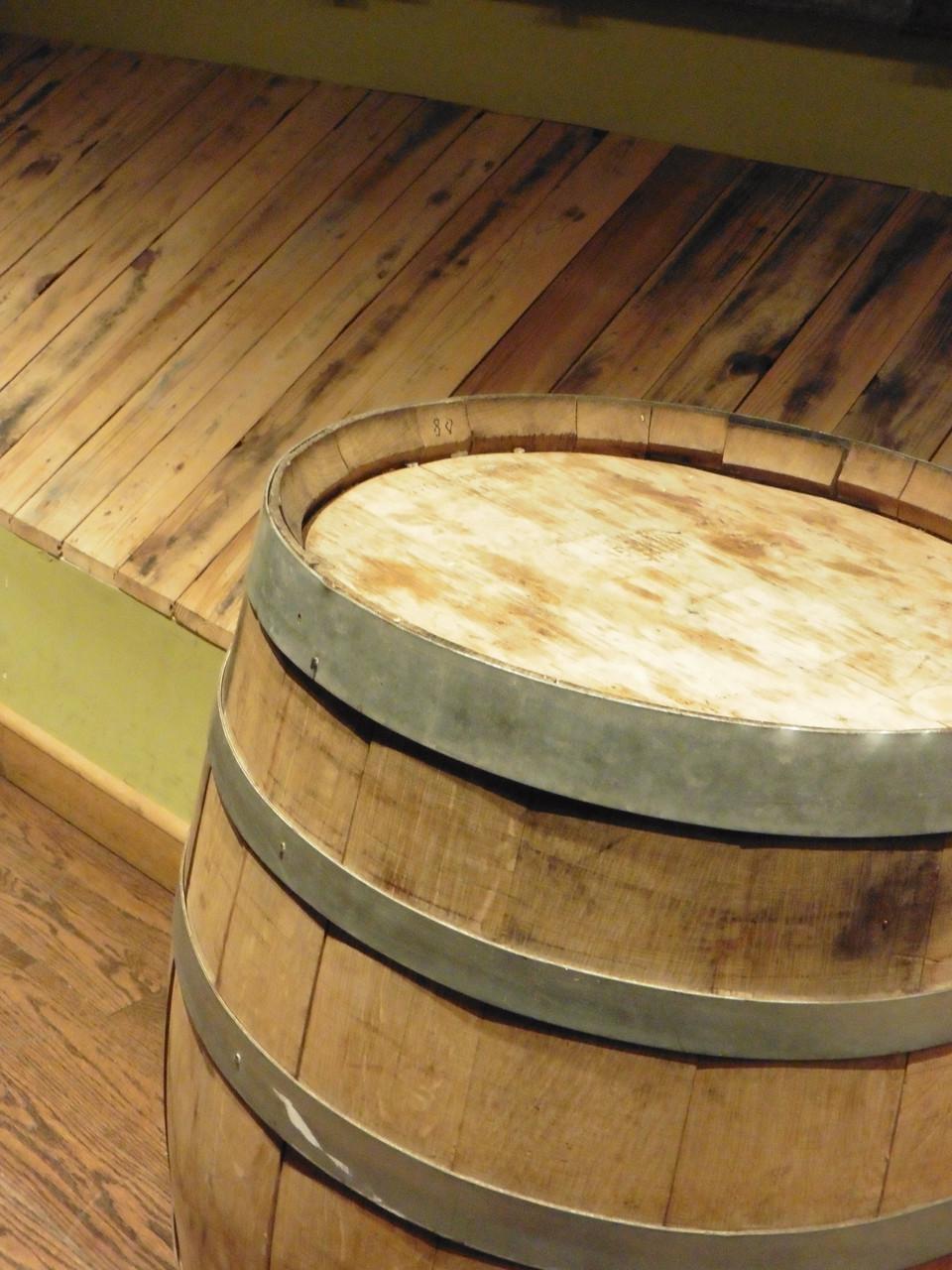 Reclaimed Barrel