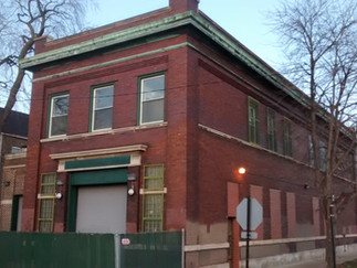 Igniting Green Ideas in an Old Firehouse