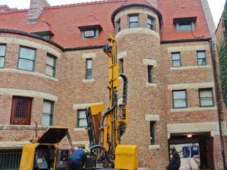 """Glessner House Says """"I Do"""" To Deep Hole Drilling"""