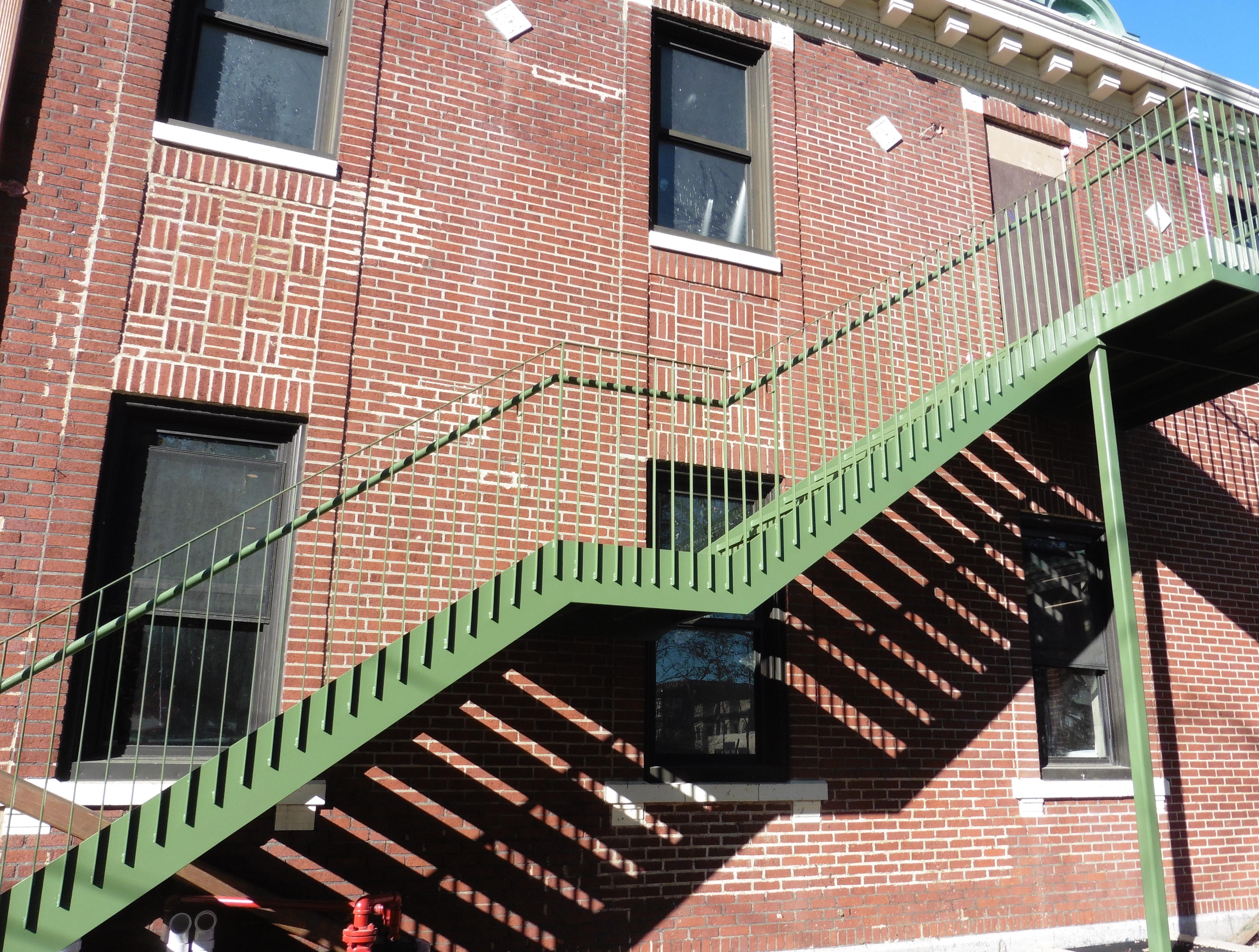 CF Firehouse exterior 1216