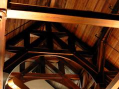 Obed & Isaac's Peoria interior ceiling 0