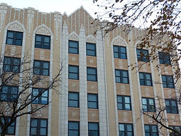 Harvest Commons in Chicago, IL is an example of water conservation at a historic building.