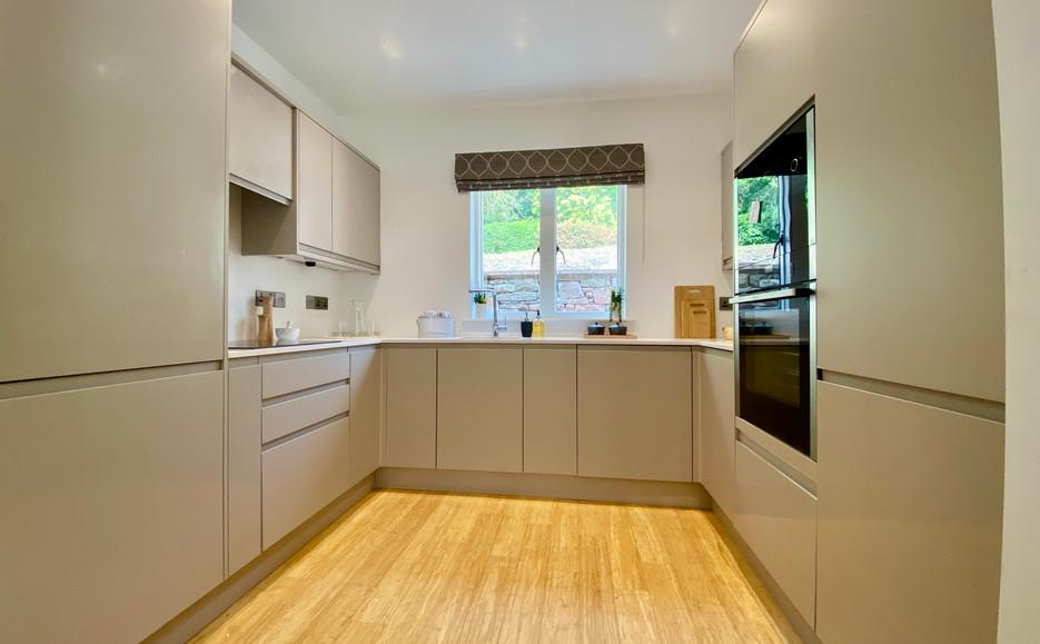 Typical Apartment Interior - Kitchen