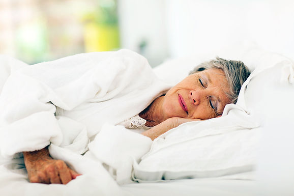 The importance of a good night's sleep and how to get one