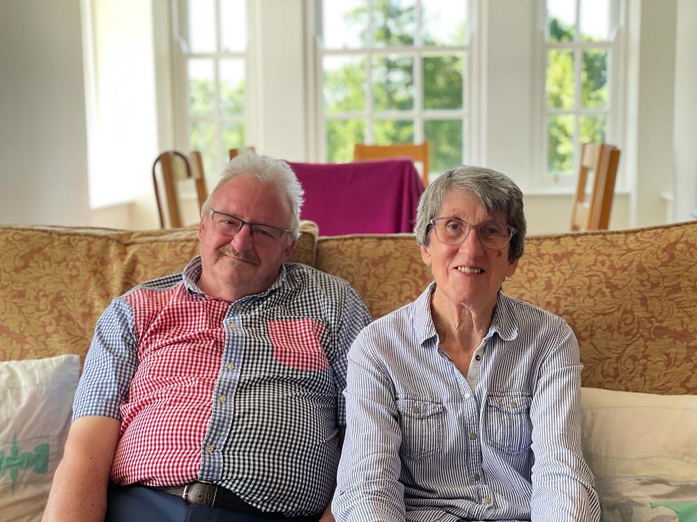 Stuart & Sue Ogilvie