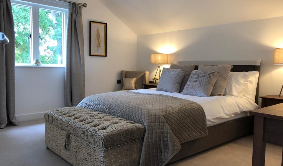 Typical Second Bedroom in Villa
