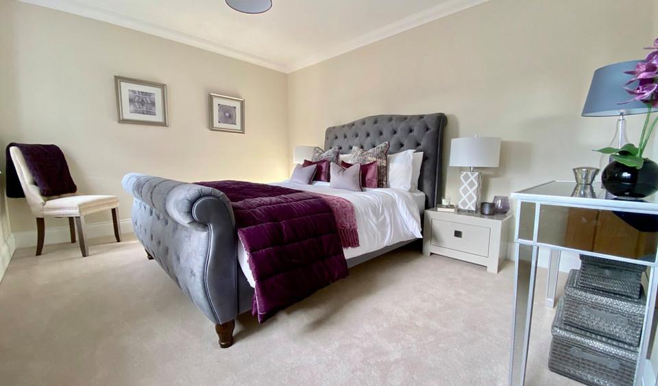 Apartment 9 - Bedroom