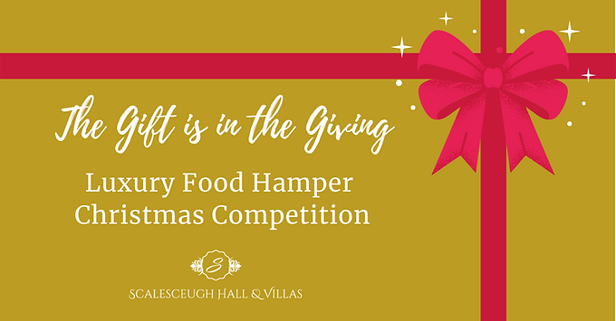 Christmas Facebook Competition to win a Luxury Food Hamper