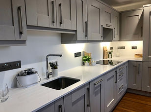 Typical Apartment Interior - Kitchen
