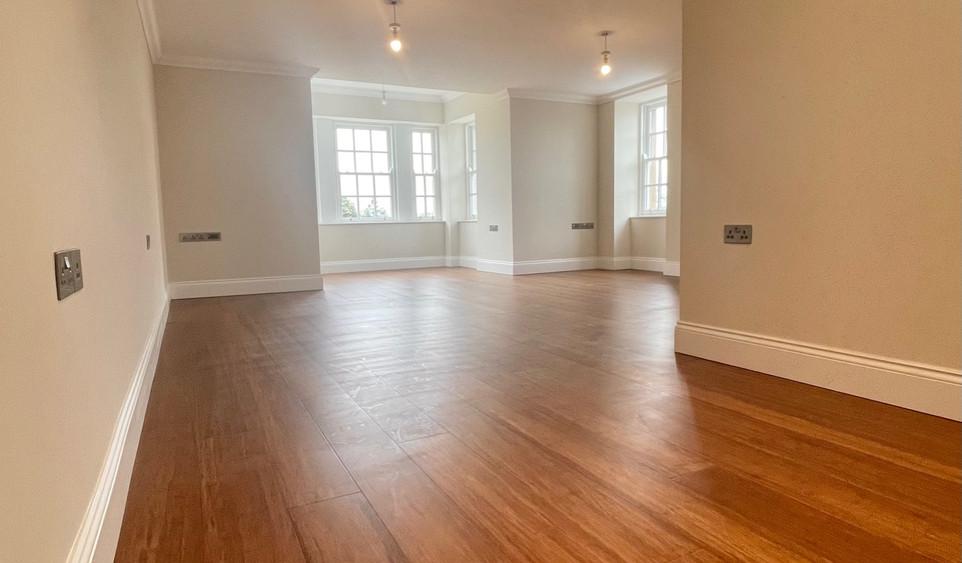 Apartment 6 - Living Area