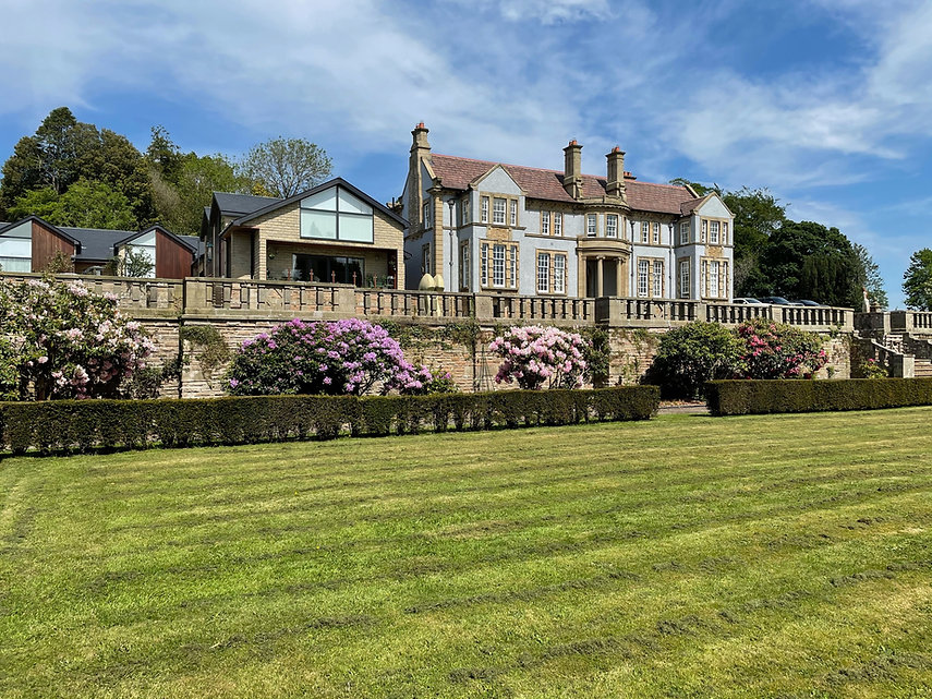 Scalesceugh Hall & Villas, Carlisle, Cum
