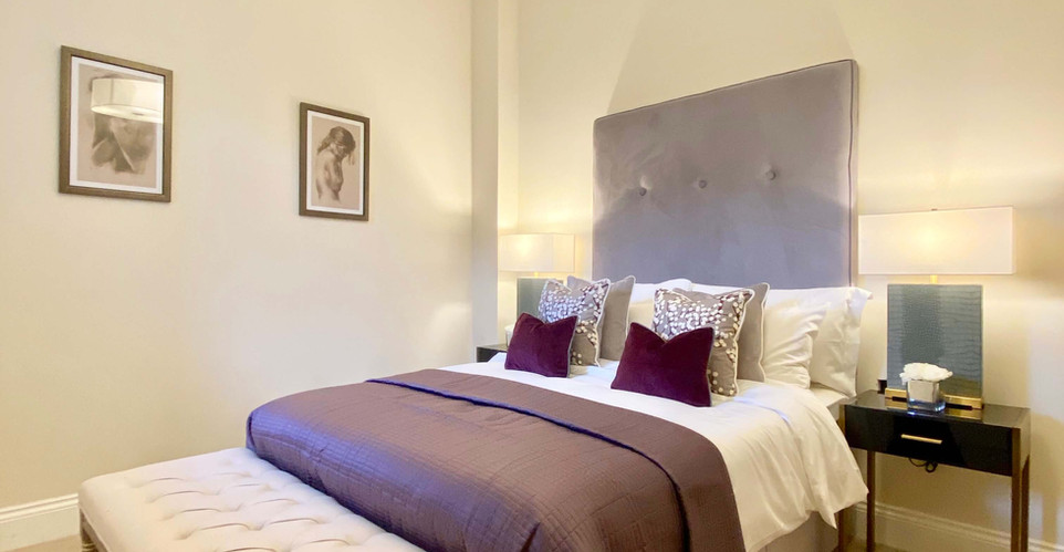 Typical Apartment Interior - Second Bedroom