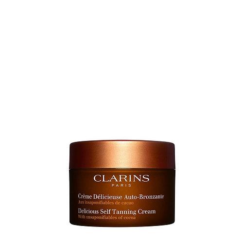 ClarinsDelicious self tanning cream 150 ml