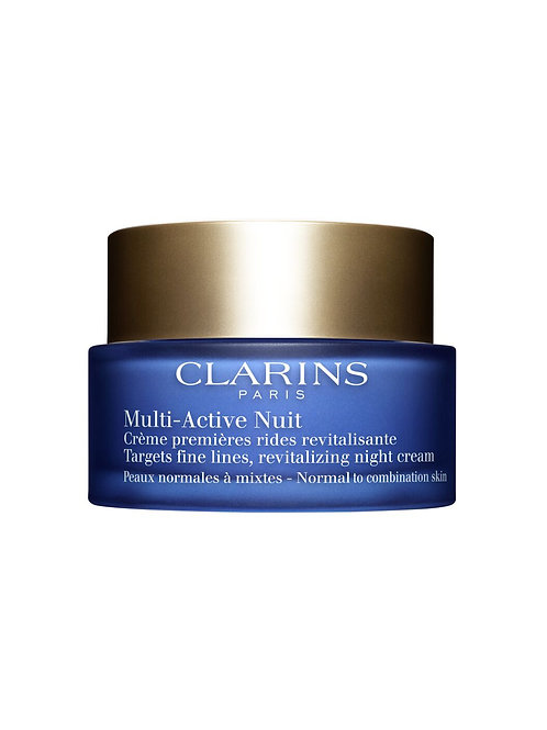 Clarins Multi Active Night normal to dry skin 50 ml