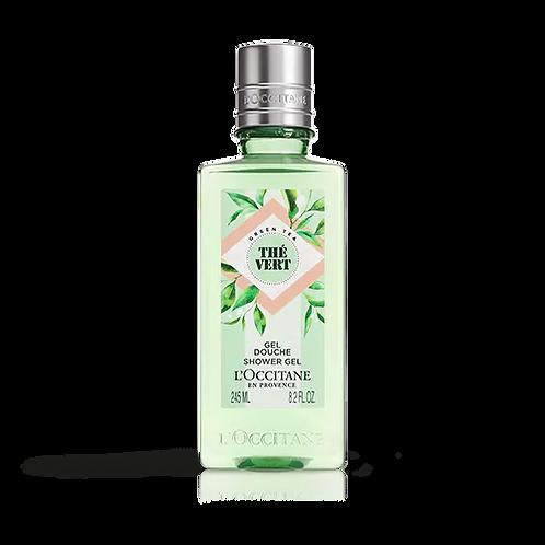 Loccitane Green Tea Shower Gel 248ml