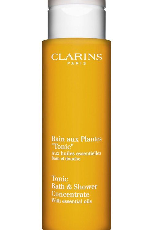 Clarins Tonic bath&shower concentrate 200 ml