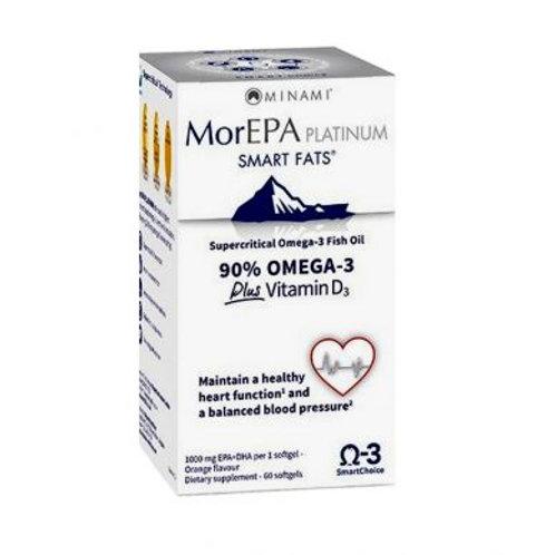 Morepa Smart Fats 30 caps
