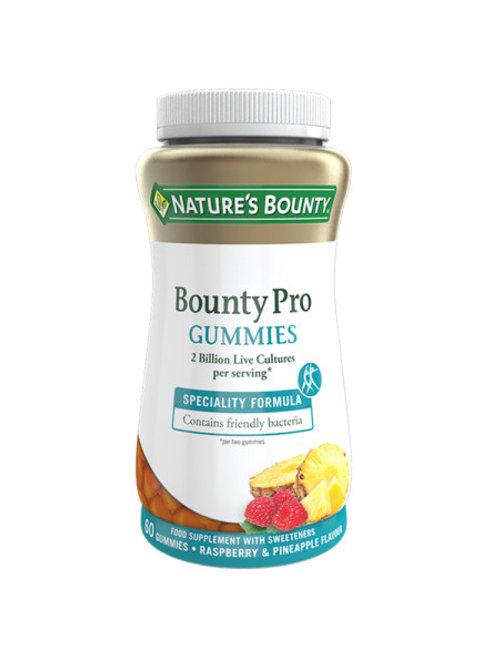 Natures Bounty Bounty Pro 60 gummies