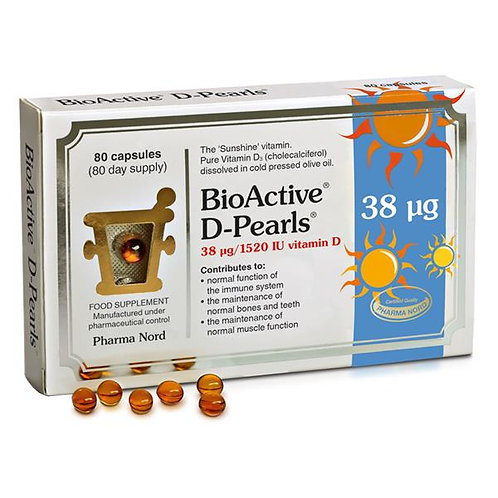 BioActive 38IU 80 caps