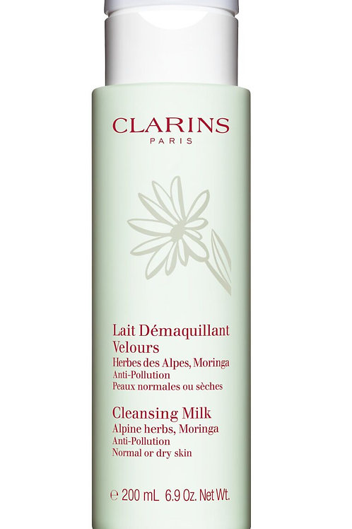 Clarins Cleansing Milk normal to dry  200ml