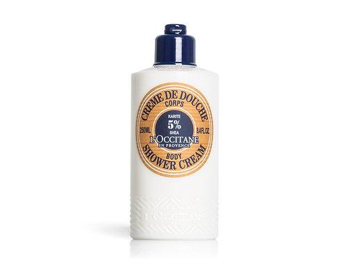 Loccitane Shea butter shower cream 250ml