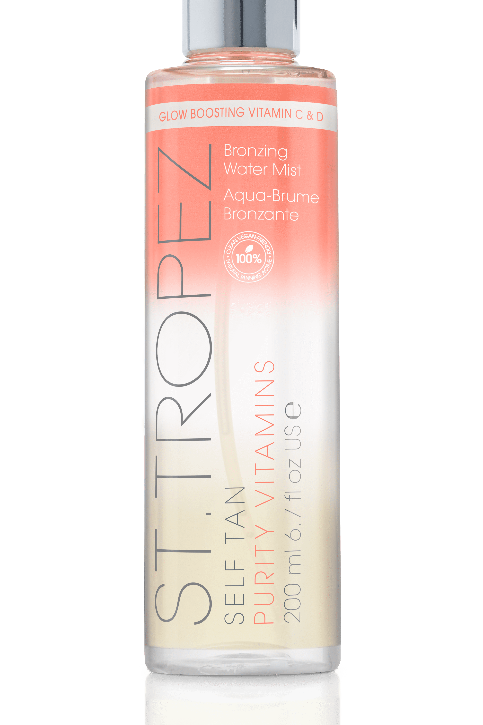 St Tropez Purity Vitamins Self Tan Bronzing Body Mist - 200m