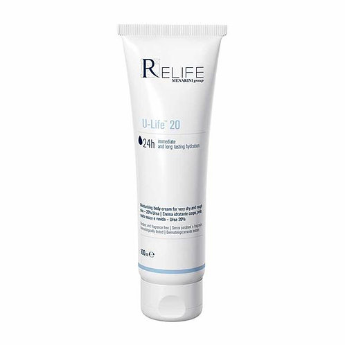 Relife U-Life Moisturising body cream 100 ml