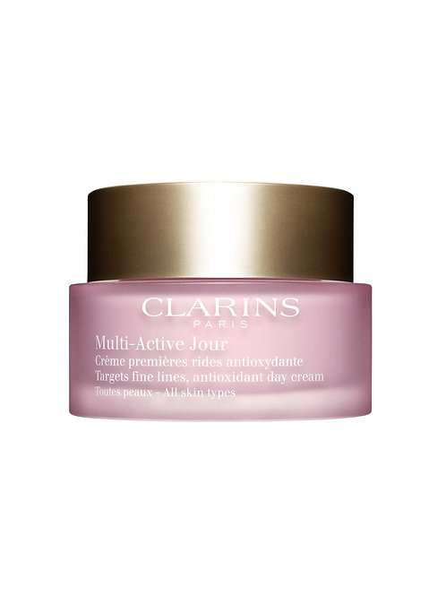 Clarins Multi Active day cream all skin types 50 ml