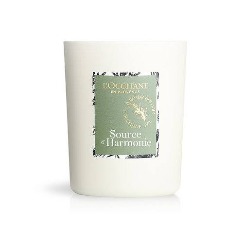 Loccitane Harmony candle 140g