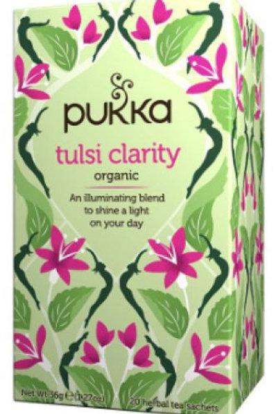 Pukka Tulsi Clarity 20 teabags