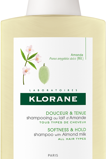 Klorane Almond shampoo 200 ml