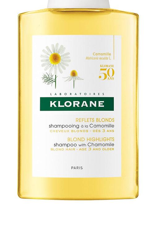 Klorane Chamomille shampoo 400 ml