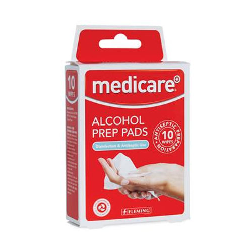 Medicare alcohol pads (50)