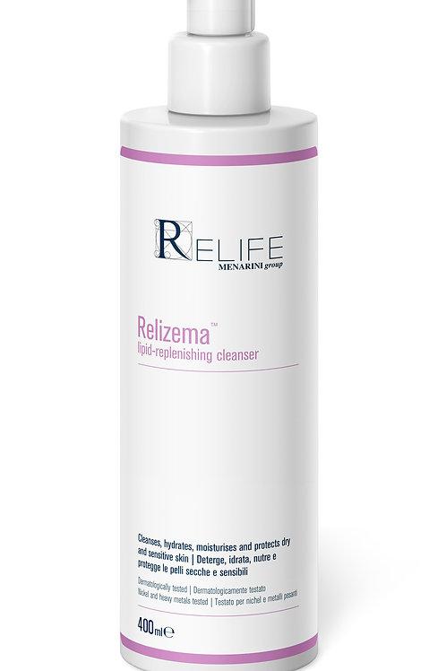 Relizema lipid-replenishing cleanser