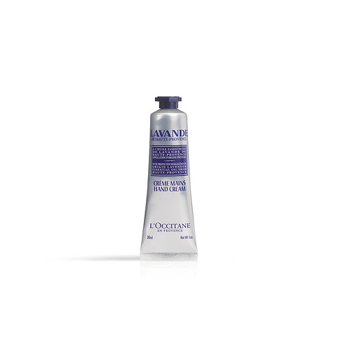 Loccitane Lavender Hand Cream (Travel Size) 30ml