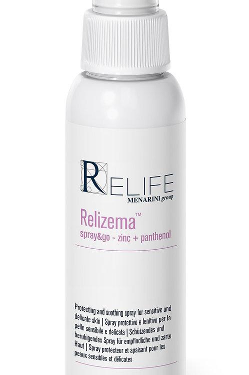 Relizema spray&go-zinc+panthenol 100mls