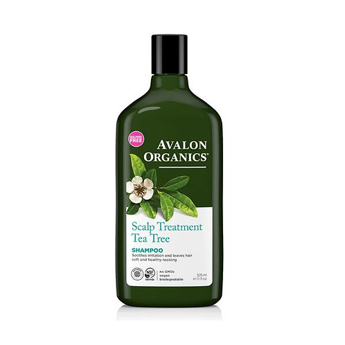 AvalonTea tree shampoo 325ml