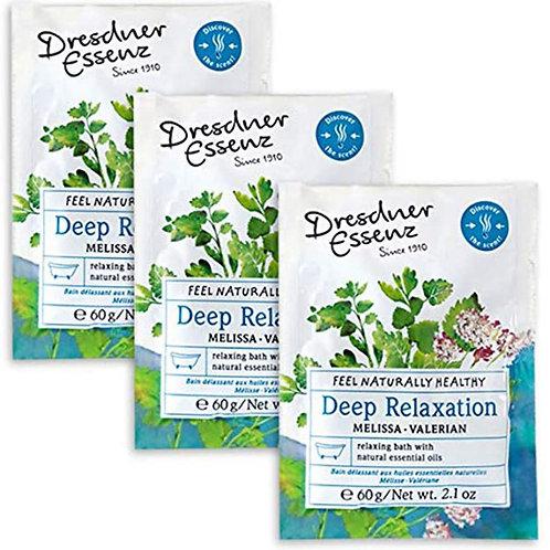 Deep relaxation bath salt 1 sachet 60 g